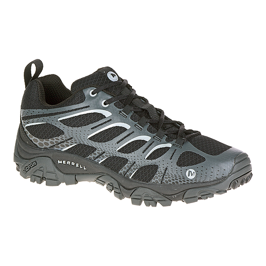 495fe64488c7 Merrell Men s Moab Edge Multi-Sport Shoes - Black Grey