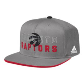 Toronto Raptors Word and Logo Snapback Cap
