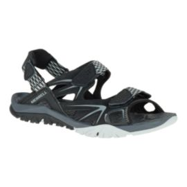 Merrell Men's Capra Rapid Sandals - Black