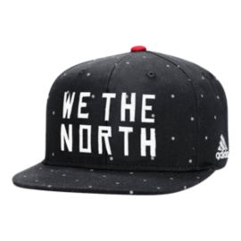 Toronto Raptors We The North Speckled Women's Snapback Cap