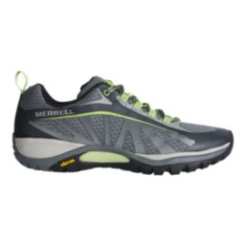 Merrell Women's Siren Edge Multi-Sport Shoes - Grey/Green