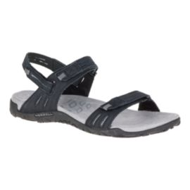 Merrell Women's Terrain Strap II Sandals - Black