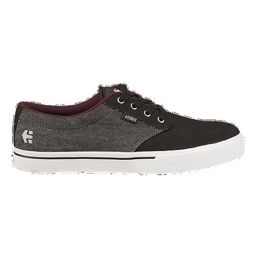 Etnies Men's Jameson 2 Eco Skate Shoes BlackRed | Sport Chek