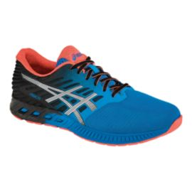 ASICS Men's Gel fuzeX™ Running Shoes - Blue/Yellow/Black