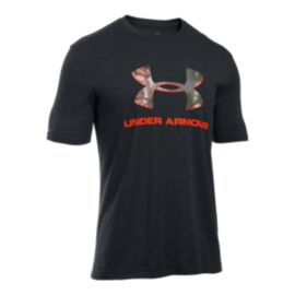 Under Armour Camo Fill Logo Men's Short Sleeve Tee