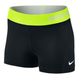 Nike Pro Cool 3 Inch Women's Shorts