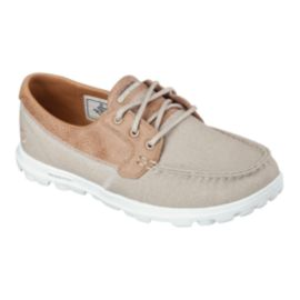 Skechers Women's On-The-Go Breezy Casual Shoes - Natural