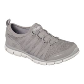 Skechers Women's Gratis Shake It Off  Casual Shoes - Grey