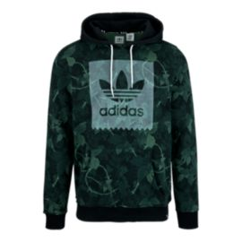 adidas Originals Poison Ivy All Over Print Men's Pull Over Hoodie