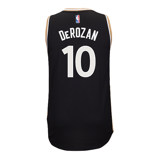 separation shoes 89bf9 4b072 Toronto Raptors DeMar DeRozan Swingman Pride 2 Basketball ...