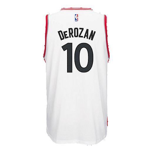 563001f7d Toronto Raptors DeMar DeRozan Swingman Basketball Jersey - White - 2015