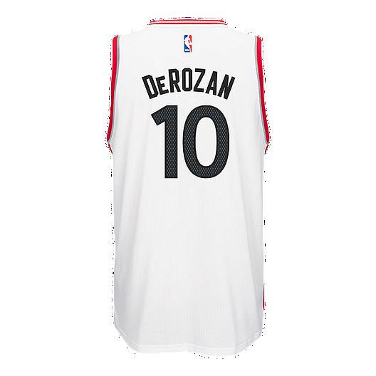 huge selection of c225c c334c Toronto Raptors DeMar DeRozan Swingman Basketball Jersey ...