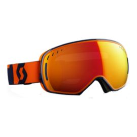 SCOTT LCG Blue Orange Goggle