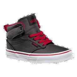d978a6969512 Vans Kids  Atwood Hi Skate Shoes - Black White
