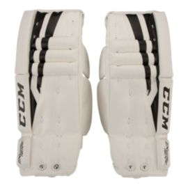 CCM Extreme Flex II 760 Youth Goal Pads 22 - White/Black