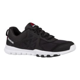 Reebok Men's SubLite Train 4.0 Training Shoes - Black/White