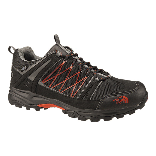 59d24d55c The North Face Men's Alteo Low Waterproof Hiking Boots - Black ...