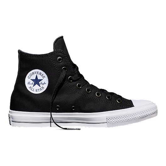 79a3561fc204 Converse Chuck Taylor II High Ox Shoes - Black White