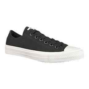 603ed4e951f86 Converse Chuck Taylor II Ox Shoes - Black White
