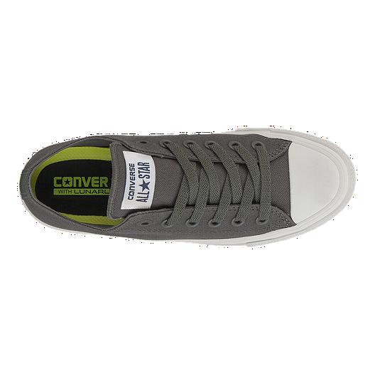 039f976d7e99da Converse Men s Chuck Taylor II Ox Shoes - Thunder White. (1). View  Description