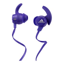 Adidas Sport by Monster Earbuds - Purple