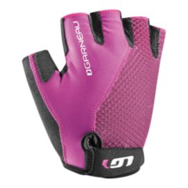 Louis Garneau Air Gel + Pink Women's Gloves