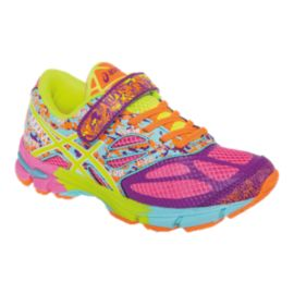 ASICS Girls' Gel Noosa Tri 10 Preschool Running Shoes