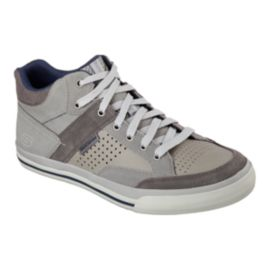 Skechers Men's Diamondback Mid Casual Shoes - Grey/White