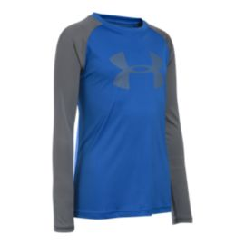 Under Armour Sun Slasher Kids' Long Sleeve Top