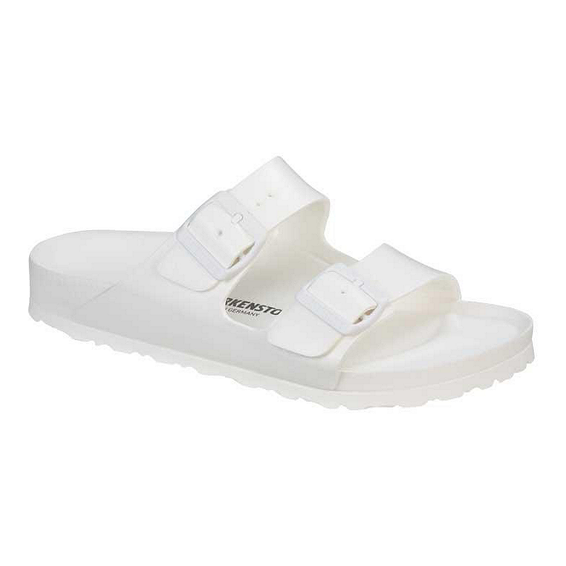 24b2ac5aad Birkenstock Women s Arizona EVA Sandals - White