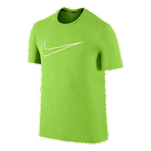 24f21d948 Nike Run Graphic Contour Men's Short Sleeve Top   Sport Chek