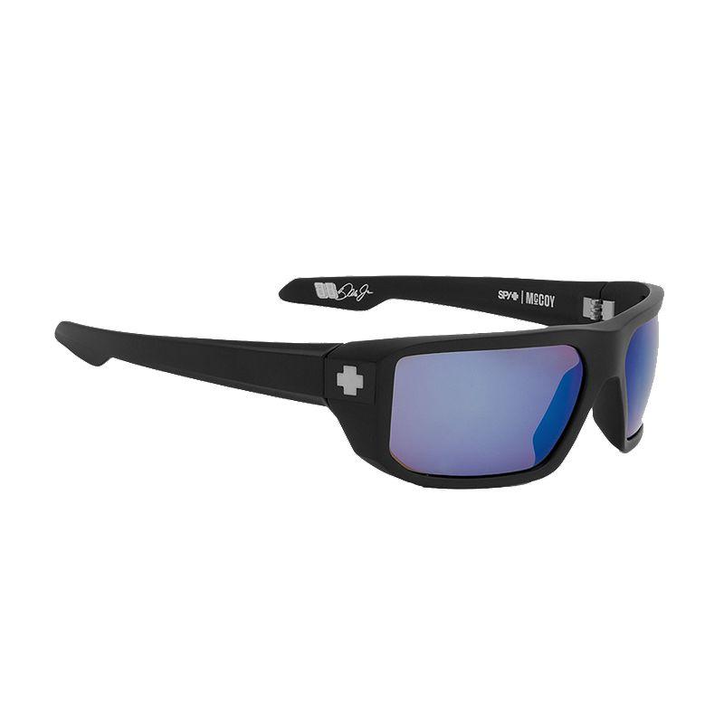 Image of Spy McCoy Matte Black Sunglasses