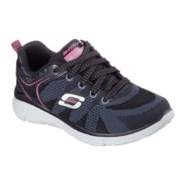 Skechers Equalizer Fly By Girls' Pre-School Casual Shoes