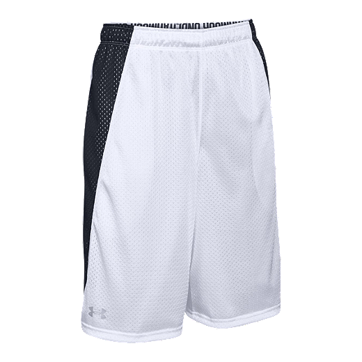uk store bright in luster how to orders Under Armour Basketball Favourite Women's Mesh Shorts