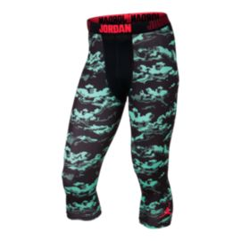 Jordan Cloud Camo Men's 3/4 Compression Tights