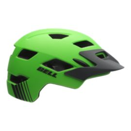Bell Sidetrack Youth Matte Helmet - Kryptonite