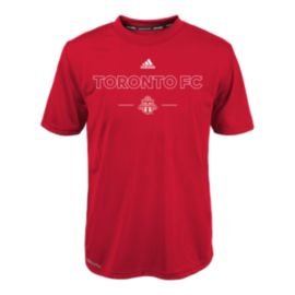 Toronto FC Club Authentic Youth Tee