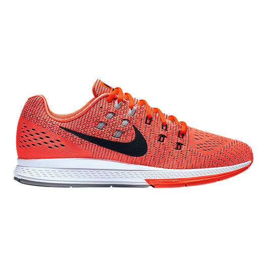 on sale 51773 19847 Nike Men's Air Zoom Structure 19 Running Shoes - Orange ...