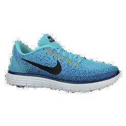 Nike Men s Free RN Distance Running Shoes - Black White  1077404cb714e