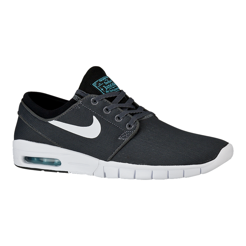 ea97fa5c0b5e9 Nike Janoski Max Men's Skate Shoes - Dark Grey/White | Sport Chek