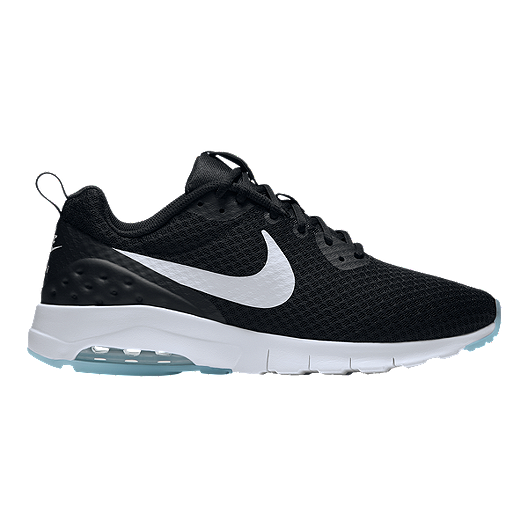 check out 62dc4 87286 Nike Men s Air Max Motion LW Shoes - Black White   Sport Chek