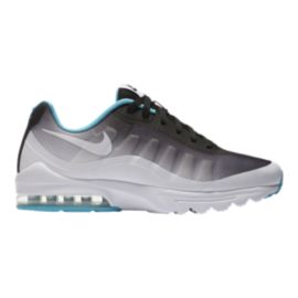Nike Men's Air Max Invigor Print Shoes - Black/White/Gamma