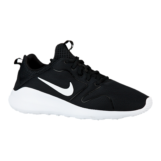 38ccd37b728c1 Nike Men s Kaishi 2.0 Shoes - Black White