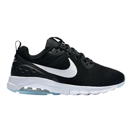 check out 53755 41387 Nike Women s Air Max Motion UL Shoes - Black White   Sport Chek