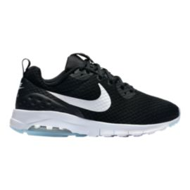 Nike Women's Air Max Motion UL Shoes BlackWhite