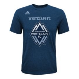Vancouver Whitecaps Shield Triblend Youth Tee