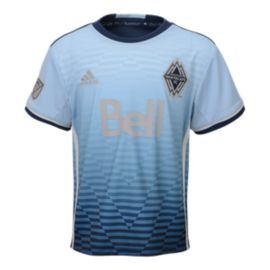 Vancouver Whitecaps Toddler Away Soccer Jersey
