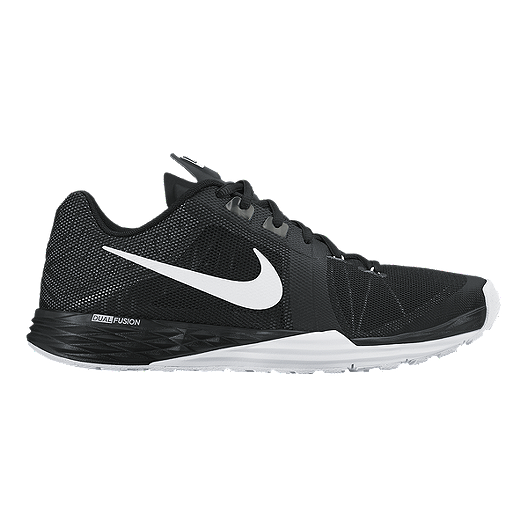 huge selection of 56f36 d6c7d Nike Men s Train Prime Iron DF Training Shoes - Black White   Sport Chek
