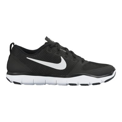 Nike Men's Free Train Versatility Training Shoes - Black