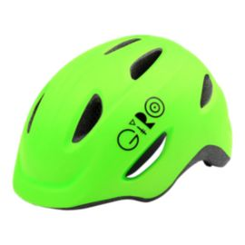 Giro Scamp Junior Helmet - Lime